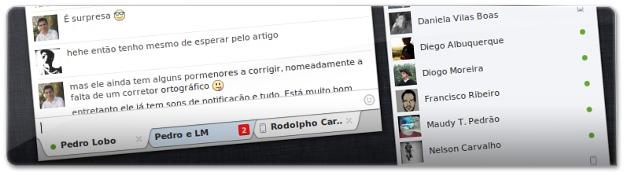 Facebook Messenger for Linux