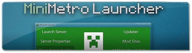 Mini Minecraft Launcher