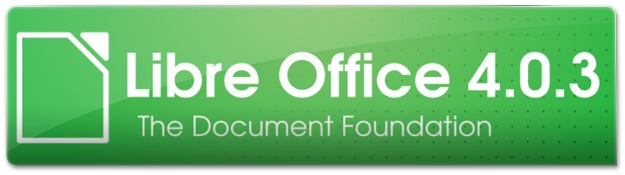 LibreOffice 4.0.3 nos PPAs para o Ubuntu