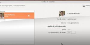 Tenha um avatar persoanlizado para a sua conta do Ubuntu