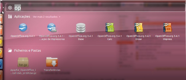 OpenOffice 3.4 no Ubuntu