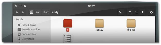 Pasta 6 do Unity