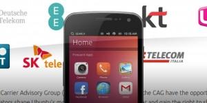 Ubuntu touch já tem 8 empresas de tele-comunicações a trabalhar em conjunto