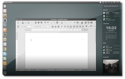 libreOffice no UBuntu 13.04