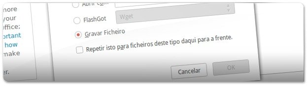A iniciar o Download