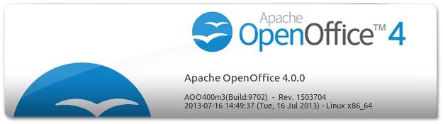 Conheça o OpenOffice4 com a nova interface