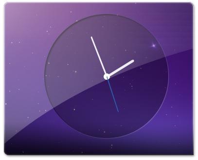Ubuntu Touch Conky Clock