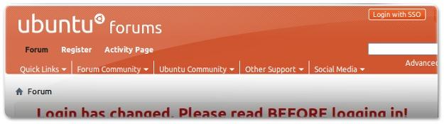 Forum Oficial do Ubutnu está de volta