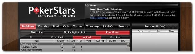 Linux no PokerStars