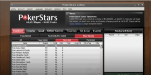 Linux no PokerStars