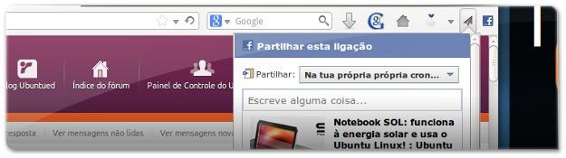API Social do Firefox 23 agora permite partilhar conteúdos diretamente