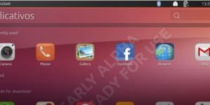 Aplicativos no Unity 8 no Ubuntu 13.10