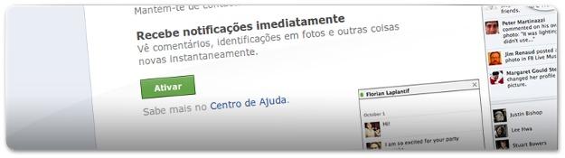 Ativando o Firefox Messenger no Firefox Social API