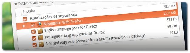 Atualize o Firefox agora!