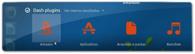 Dash Plugins do Ubuntu 13.10