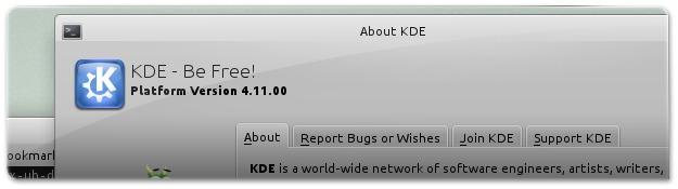KDE 4.11 chegou ao Ubuntu!
