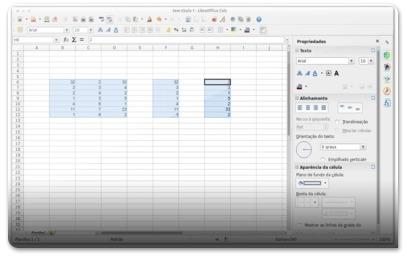 LibreOffice Calc 4.1
