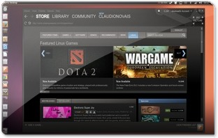 Steam no UBuntu