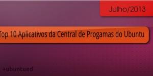 TopApps de Julho de 2013