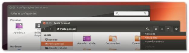 Ubuntu 13.10: Novos aprimoramentos no Ambiance e Radiance