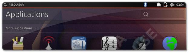 Unity8 já utiliaza o Wallpaper do Sistema