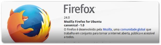 Firefox 24 no Ubuntu 13.04