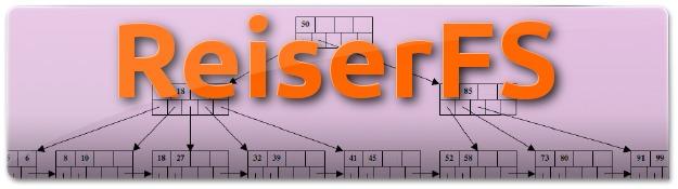 ReiserFS deve ser descartado do Ubuntu
