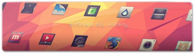 nitruxOS icons